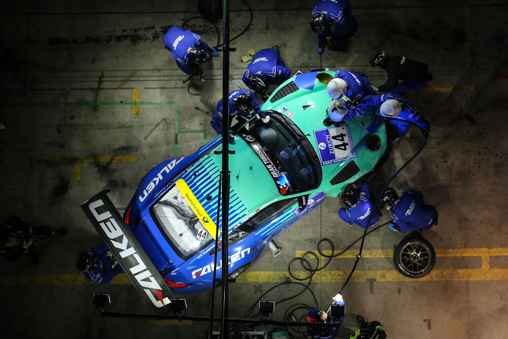 Falken wins podium place at ADAC 24 hour race